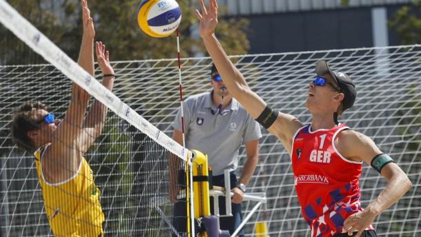 Zwei deutsche Teams direkt ins Achtelfinale