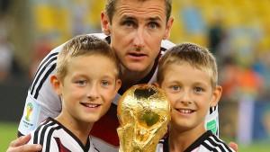 Die knifflige Suche nach dem neuen Miroslav Klose