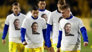 Nantes möchte 17 Millionen Euro für verunglückten Sala