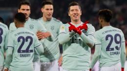 Gnadenlose Bayern setzen Aufholjagd fort