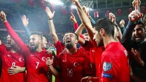Türkei dankt Kasachstan