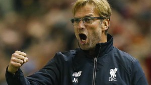 Erster Sieg für Klopp mit Liverpool