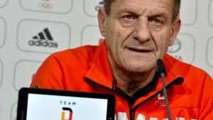 Nur 30 Millionen Euro mehr für den Sport