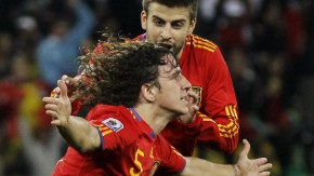 Der Abwehrspieler vom FC Barcelona machte den Finaleinzug perfekt