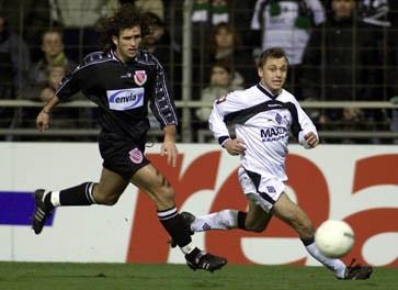 Bild Zu Fussball Bundesliga 0 0 Gegen Cottbus Das Bringt