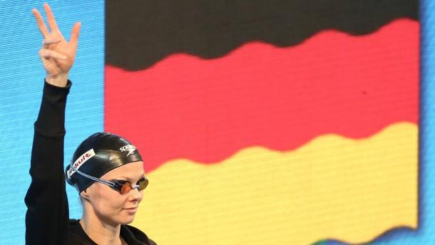 Schwimmen - Kurzbahn-WM