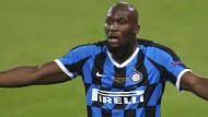 Gut genug? Romelu Lukaku und Inter Mailand wollen Juventus' Dominenz brechen.