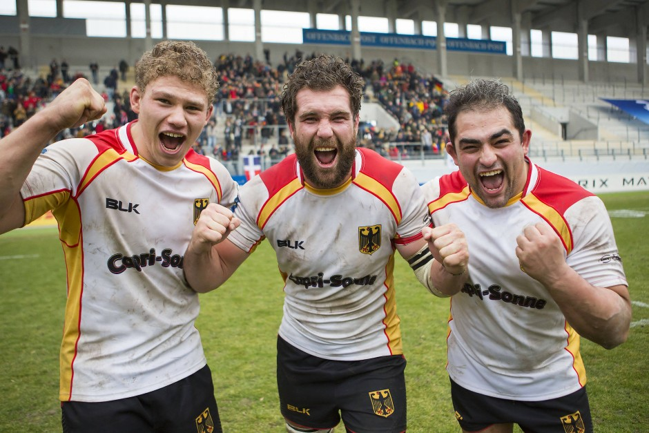 Das deutsche 15er-Rugby-Team hofft noch auf die Wm-Qualifikation.