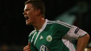 Madlung trifft spät und gibt Wolfsburg Hoffnung