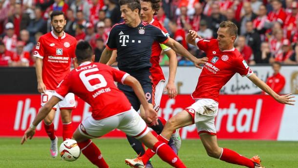 Bayern-Spiel abhaken, für Darmstadt lernen