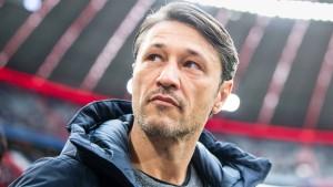 Bayern-Trainer Kovac räumt Fehler ein