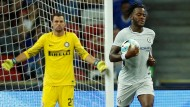 Kurioses Eigentor von Inter gegen Chelsea