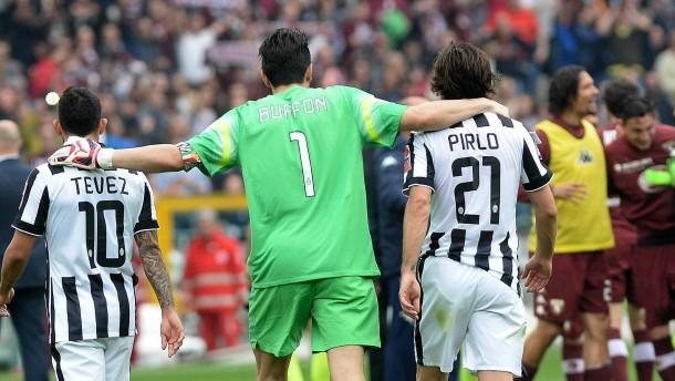 Juventus muss die Meisterfeier verschieben