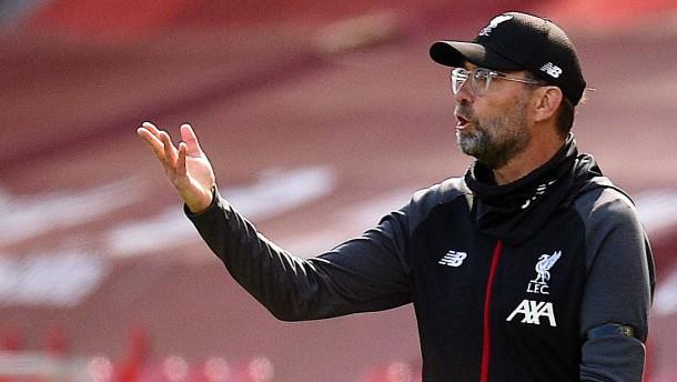 Liverpool stottert den hundert Punkten entgegen