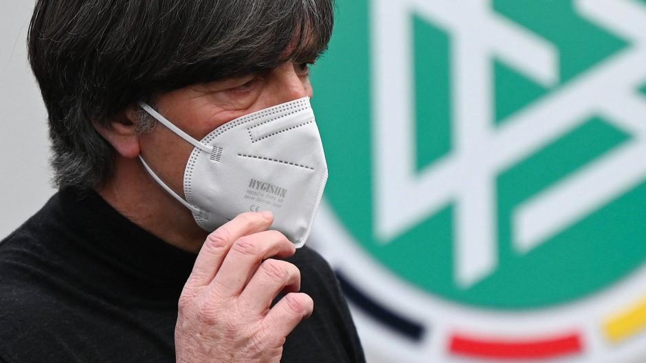 Nach der Fußball-EM im Sommer ist Schluss für Joachim Löw als Bundestrainer.