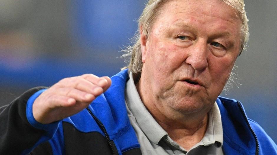Auch Interimstrainer Horst Hrubesch konnte dem HSV nicht mehr helfen.