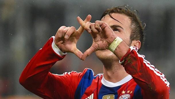 Jetzt knöpfen sich die Bayern die Bundesliga vor