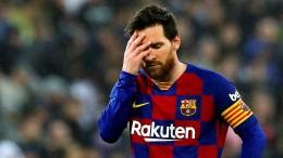 Superstar Messi wettert gegen eigenen Klub