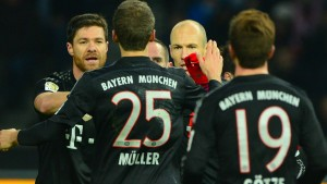 Hohe Standards in der Bundesliga