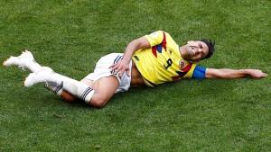 Auch Geheimfavorit Kolumbien patzt zum Start