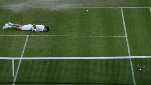 Das unendliche Tennismatch