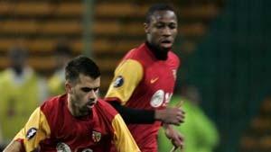 Leverkusen verliert 1:2 in Lens