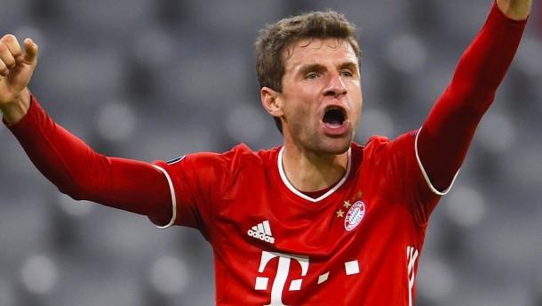 """""""Thomas Gottschalk"""" beim FC Bayern"""