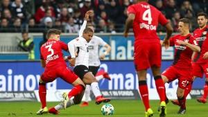 Leverkusener Sieg der Eleganz