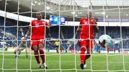Die ausgelaugten Allesgewinner vom FC Bayern