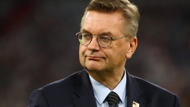 Der Kampf um die DFB-Führung