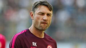Eintrachts Ko-Trainer Kovac schnappt Räuber