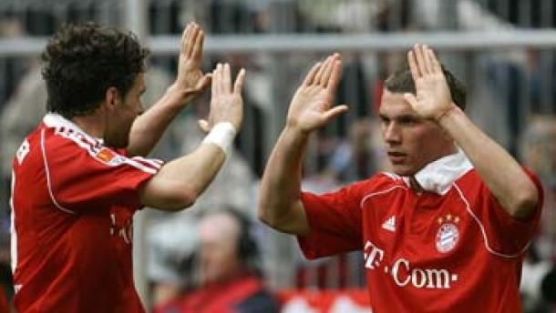 FC Bayern macht kleinen Schritt aus der Krise