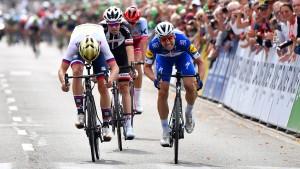 """""""Radsport ist stärker als nationalistische Ideen"""""""