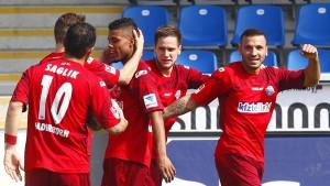 Köln und Paderborn als große Gewinner