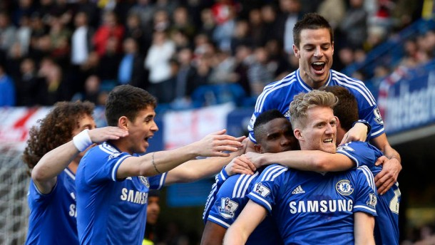 6:0 - Chelsea demütigt Arsenal