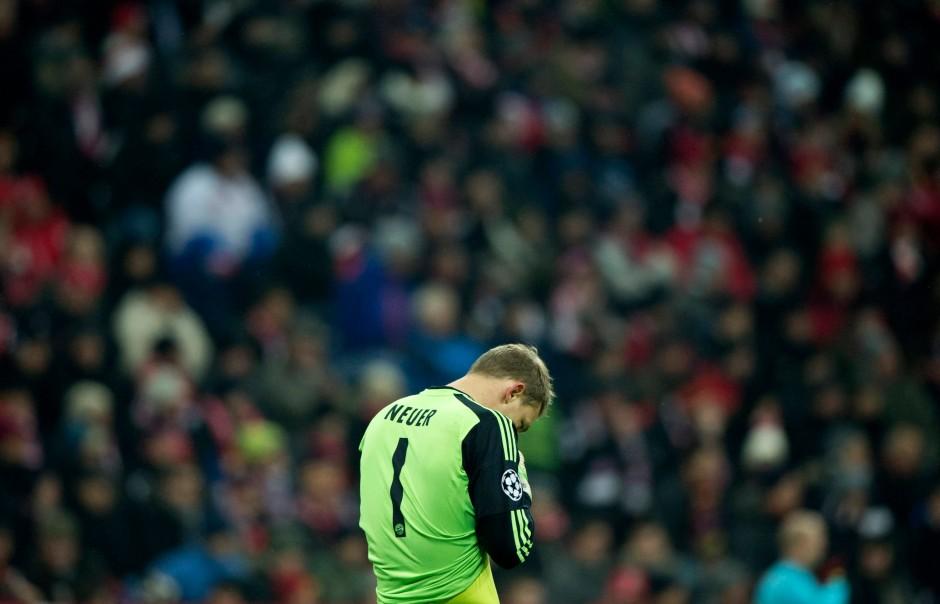 Spürt noch immer den Liebesentzug: Manuel Neuer