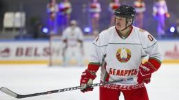 Suspendierung von Belarus aus IOC gefordert