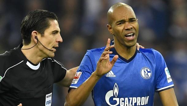 Früher und später Schock für Schalke