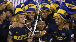 Boca wieder Meister nach 500 Tagen auf Platz eins