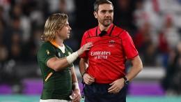 """""""Beim Rugby wird der Schiedsrichter mit ,Sir' angeredet"""""""