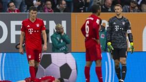 Später Bayern-Schock nach Lewandowski-Rekord