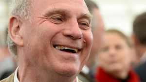 Uli Hoeneß kommt vorzeitig aus der Haft frei