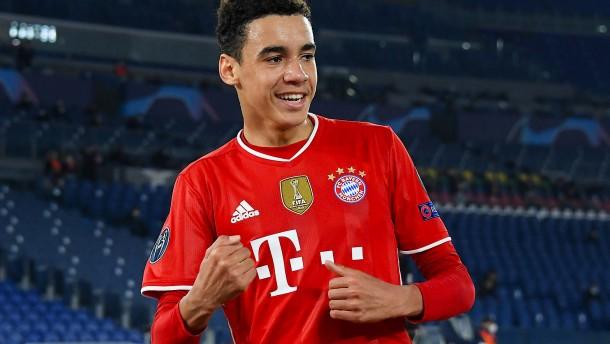 Bayern-Talent Musiala entscheidet sich für DFB-Team