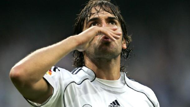 Raúl ist Magath sechs Millionen Euro wert
