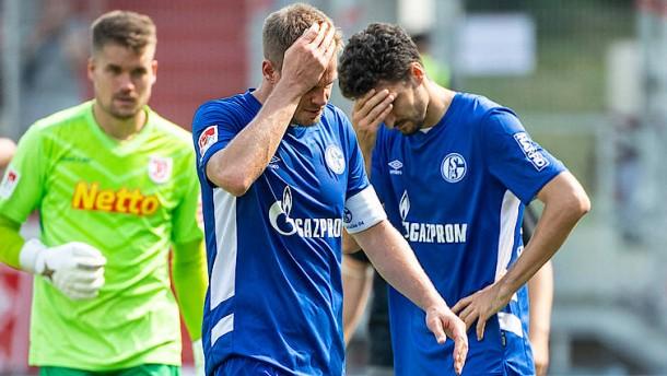 Schon wieder Krise bei Schalke 04
