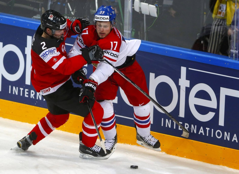 russland gegen kanada eishockey