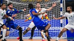 Frankreich auf Viertelfinal-Kurs