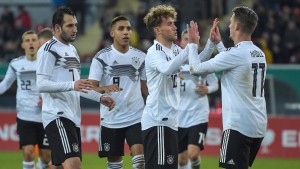 Der deutsche Nachwuchs zeigt es den Niederländern