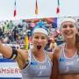 Perspektivteam ohne Perspektive wird Europameister: Nadja Glenzke (r) und Julia Großner