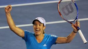 Henin setzt Comeback fort - Murray fordert Nadal